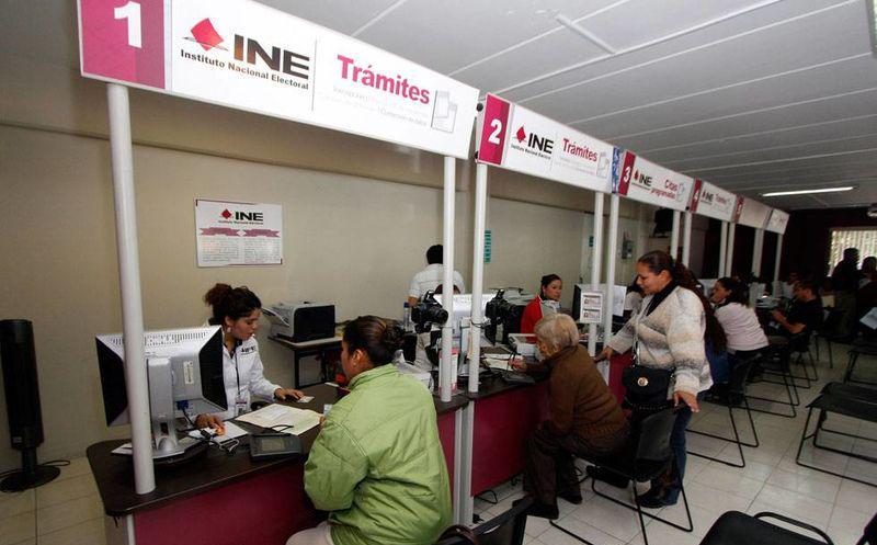 Módulos Del Ine En El País Reanudan Labores Este Jueves